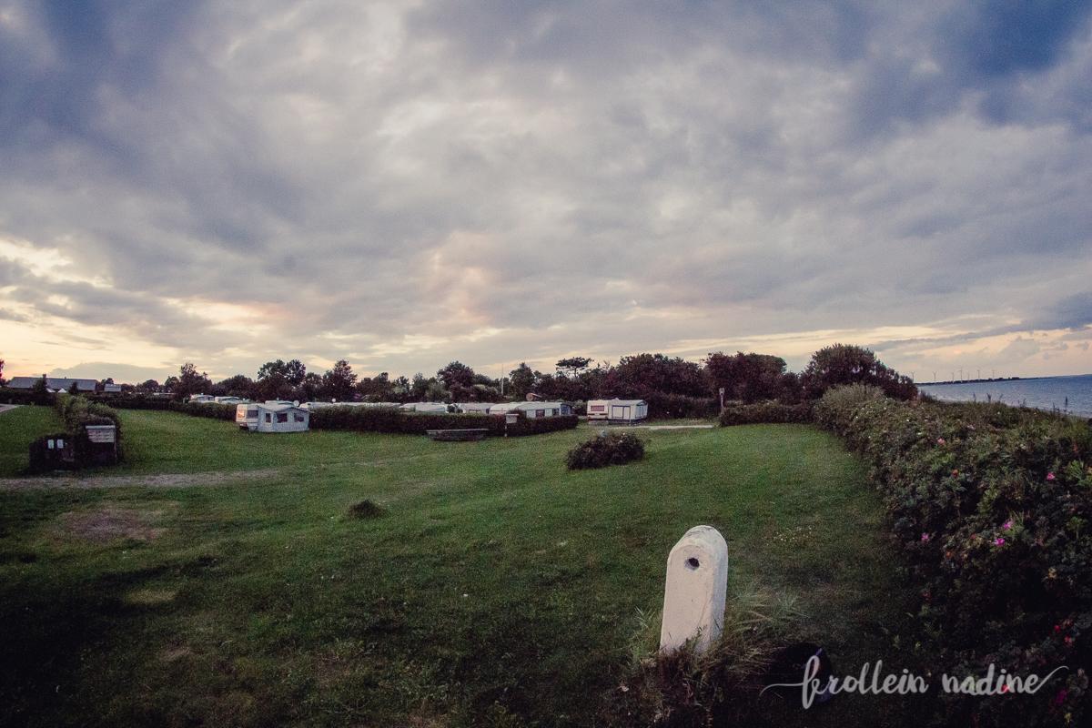 Campingurlaub im September in Skovmose – Dänemark